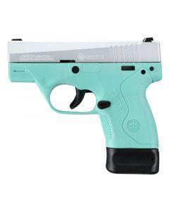 Beretta NANO 9MM | 8Rd | Robins Egg Blue | JMN9S75