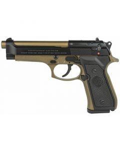 Beretta 92FS 9MM | 15Rd | Bronze | JS92F340M