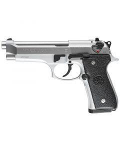 Beretta 92FS 9MM | 15Rd | Stainless | JS92F520M
