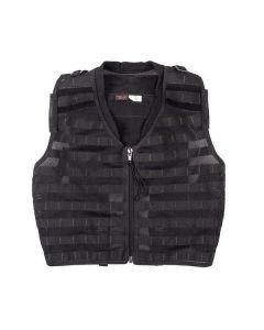 BRS Safety Black Molle Tactical Vest