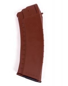 Bulgarian AK74 30rd Magazine - Brown Polymer