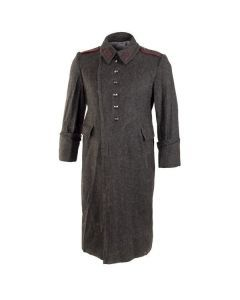 Bulgarian Military Wool Overcoat