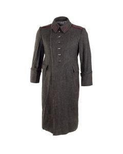 Bulgarian Military Wool Overcoat