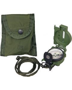 Cammenga Tritium Lensatic Compass with Case