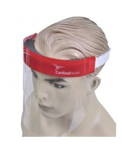 Cardinal Health Full Length Protective Face Shield