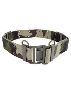 French CCE Camouflage Pistol Belt