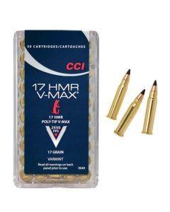 CCI .17HMR VMax - 0049