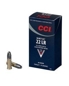 CCI .22lr Quiet-22 - 960