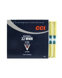 CCI .22WMR Shot Shells - 0025