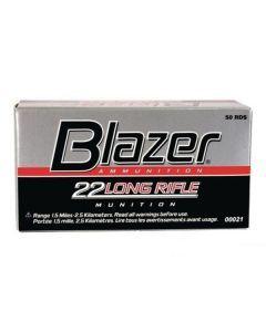 CCI Blazer .22lr Ammunition