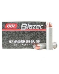 CCI Blazer .357 Magnum - 3542