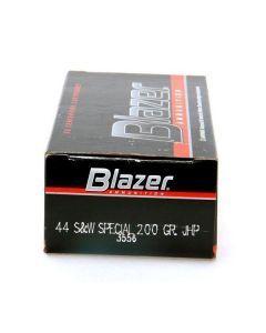 CCI Blazer .44 Special Ammo