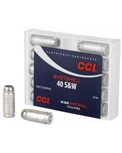 CCI .40 S&W Shotshells