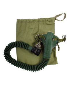 Chinese MIG Fighter Pilot Oxygen Mask - Model YM6505