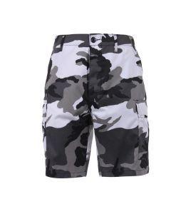 City Camo BDU Shorts