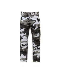 City Camo BDU Pants