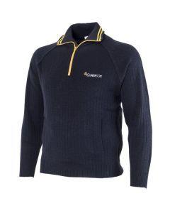 Correos Kangaroo Pocket Wool Sweater
