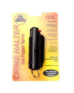 Crime Halter Pepper Spray