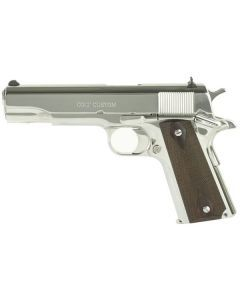 Colt Government 45 ACP 7Rd 5in Bright Stainless
