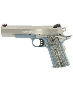 Colt Competition Titanium 45 ACP | Blue Titanium | O1070CCS-BT