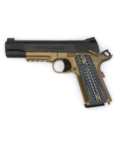 Colt Government 45 ACP | Black/FDE | O1070CQB-FB