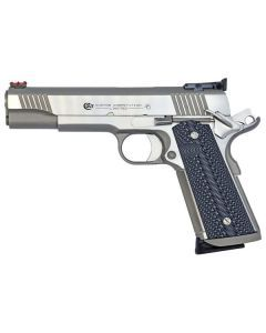 Colt Custom Competition 45 ACP | Stainless | O1070CS