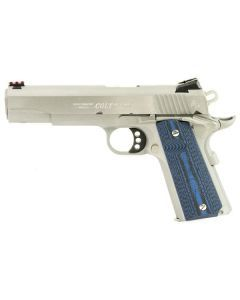 Colt Competition SS 38 Super | Stainless | O1073CCS