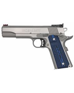 Colt Gold Cup 38 Super | Brushed Stainless | O5073GCL
