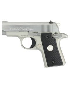 Colt Mustang 380 ACP | Stainless | O6891