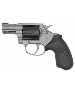Colt Cobra Revolver 38 Special 6Rd Stainless and Black