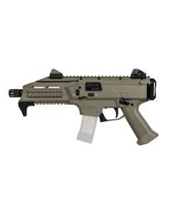 CZ Scorpion EVO 3 S1 9MM | 10Rd | Flat Dark Earth | 01352