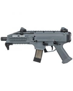 CZ Scorpion EVO 3 S1 9MM | 10Rd | Gray | 01356