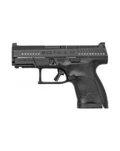 CZ P-10S Sub Compact 9MM | 10Rd | Black | 05170