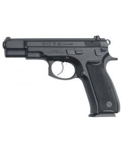CZ 75BD Full Size 9MM | 16Rd | Black | 91130