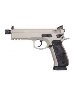 CZ 75 SP-01 Tactical Full Size 9MM | 18Rd | Urban Grey | 91253