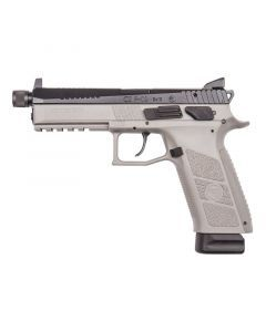 CZ P-09 Suppressor Ready Full Size 9MM | 21Rd | Urban Grey | 91269