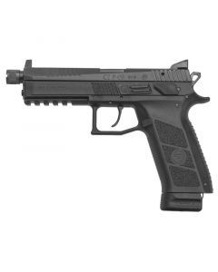 CZ P-09 Suppressor Ready Full Size 9MM | 21Rd | Black | 91270