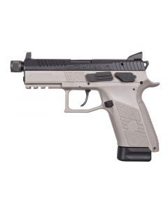 CZ P-07 Suppressor Ready Full Size 9MM | 17Rd | Urban Grey | 91288