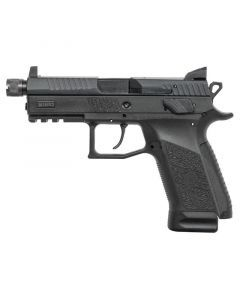 CZ P-07 Suppressor Ready Full Size 9MM | 17Rd | Black | 91289