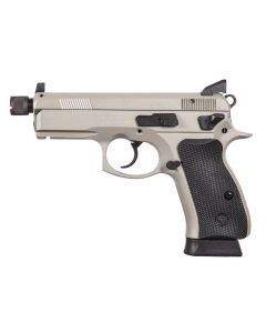 CZ P-01 Omega Suppressor Ready Compact 9MM | 16Rd | Urban Grey | 91299
