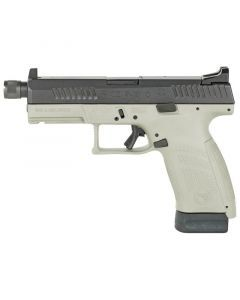 CZ P-10C Suppressor Ready Compact 9MM | 17Rd | Urban Grey | 91519