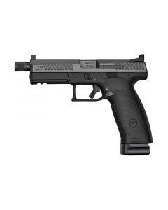 CZ P-10F Suppressor Ready Full Size 9MM | 21Rd | Black | 91543