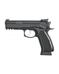CZ 75 SP-01 Shadow Target II Full Size 9MM | 18Rd | Black | 91760