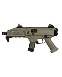 CZ Scorpion EVO 3 S1 9MM | 20Rd | Flat Dark Earth | 91352