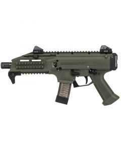 CZ Scorpion EVO 3 S1 9MM | 20Rd | OD Green | 91355