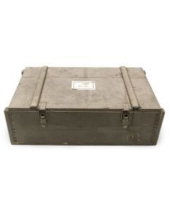 Czech Army 30mm Ammo Crate