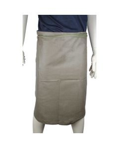 Czech Army Brown Waist Apron