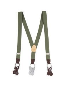 Czech Army Suspenders