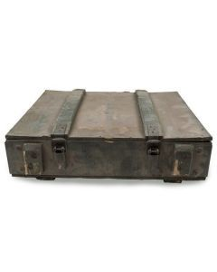 Czech Army Wooden Ammo Box