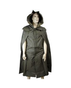 Czech Army Poncho - Front View